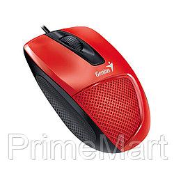 Компьютерная мышь Genius DX-150X Red