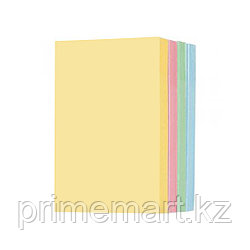 Стикеры бумажные самоклеющиеся Comix D5004, 76х125 мм., 100 л., упак./12 шт., в ассортименте