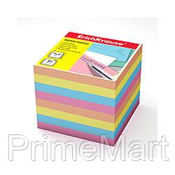 Бумага настольная ErichKrause®, 90x90x90 мм., 4 цвета