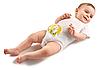 Грелка Happy Baby с гелевым наполнителем Hot and Cold Pack Olive, фото 3