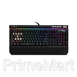 Клавиатура HyperX Alloy Elite RGB Mechanical Gaming MX Blue HX-KB2BL2-RU/R1