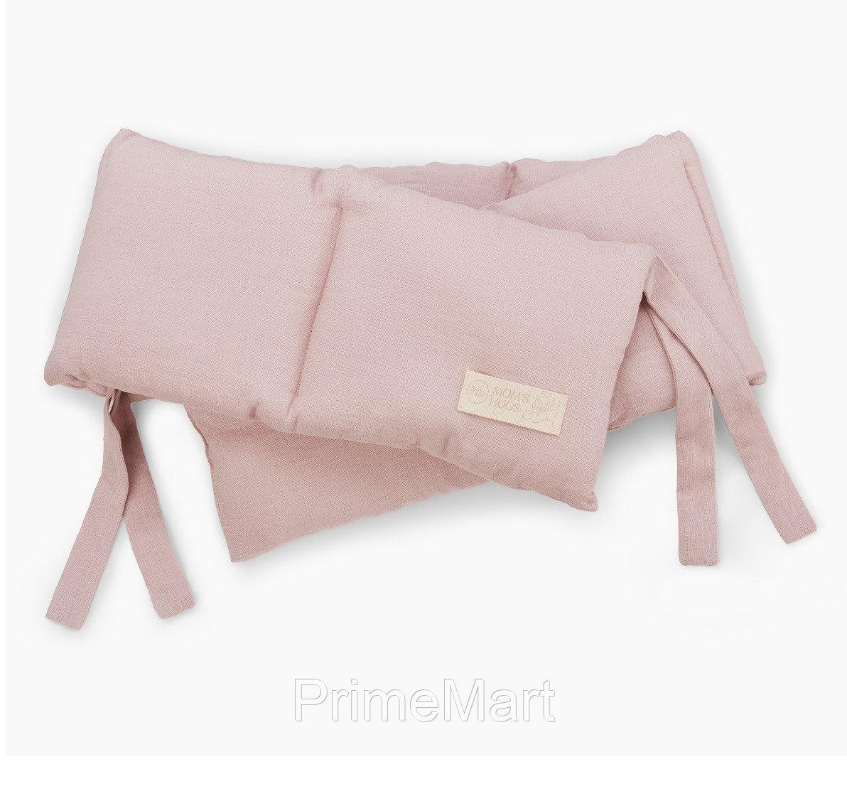 Бортик в кроватку Happy Baby 87530 Pink