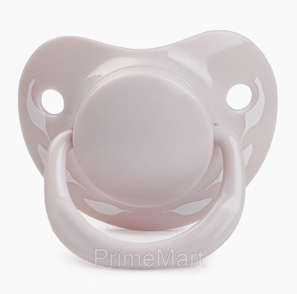 Соска Happy Baby 12-24 мес Baby Soother силиконовая симметричной формы 13008/1 Lilac