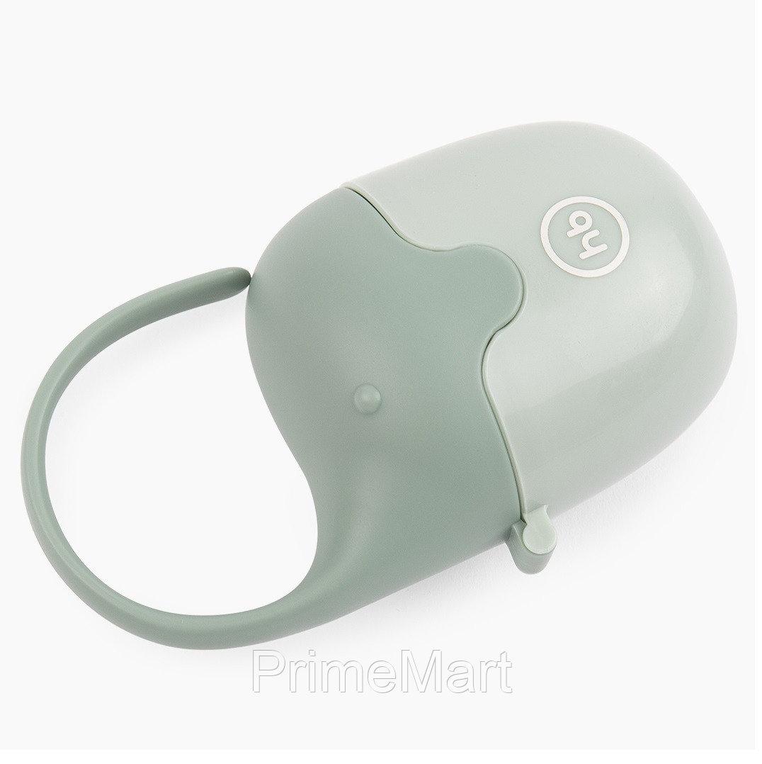 Контейнер Happy Baby для пустышки Pacifier Container 11019 Olive