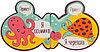 Книжка-Игрушка для ванной Happy Baby Book4bath Aquarium, фото 3