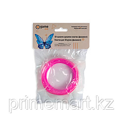 Филамент (нить) для 3D ручки Розовый PLA 10м.