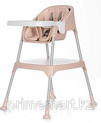 Стульчик для кормления 3в1 Evenflo Trilo Розовый