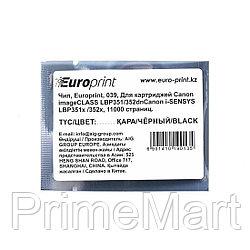 Чип Europrint Canon 039