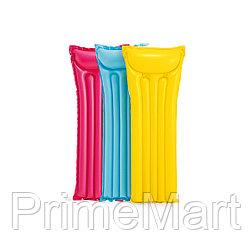 Надувной пляжный матрас Intex 59703NP