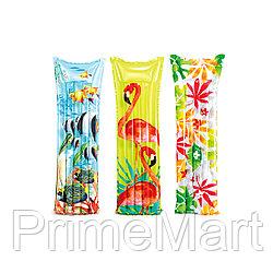 Надувной пляжный матрас Intex 59720NP