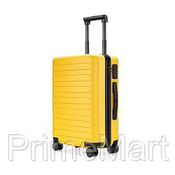 "Чемодан Xiaomi 90 Points Seven Bar Suitcase 24"" Желтый"