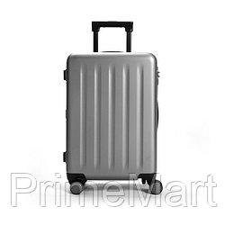 "Чемодан Mi Trolley 90 Points Suitcase (Danube luggage) 20"" Серый"