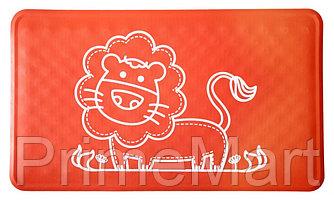 Антискользящий резиновый коврик для ванны Roxy Kids Красный