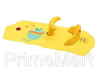 Коврик Roxy для ванной со съемным стульчиком 2в1 Рыбка
