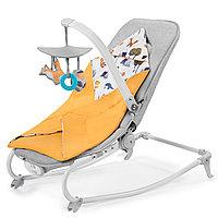 Кресло-качалка Kinderkraft FELIO Forest Yellow 2020