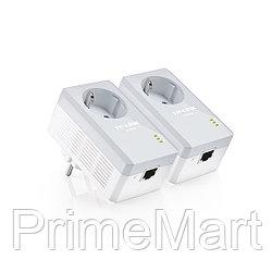 Комплект Powerline адаптеров TP-Link TL-PA4010PKIT
