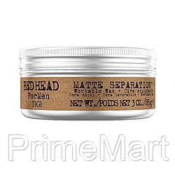 Воск для волос TIGI Bed Head for Men Matte Separation Workable Wax 85 g