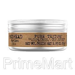 Моделирующая паста для волос TIGI Bed Head for Men Pure Texture Molding Paste 83 g