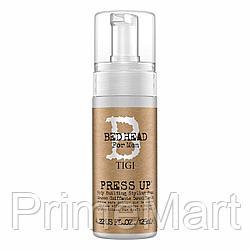Пена для придания плотности волосам TIGI Bed Head for Men Press Up 125ml