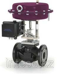 Пневматический  регулирующий клапан PPV25-Вкл/Выкл