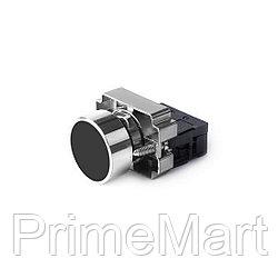 Кнопка открытая Deluxe ХВ2-ВА21 (чёрная)