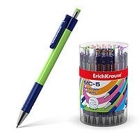 Ручка шариковая автоматическая ErichKrause®, цвет чернил синий MC-5
