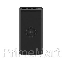 Портативное зарядное устройство Xiaomi ZMi WPB100 Power Bank Wireless charge 10000mAh Чёрный