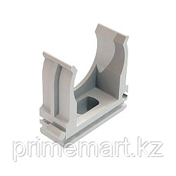 Крепёж-клипса для трубы РУВИНИЛ К01140 40 мм