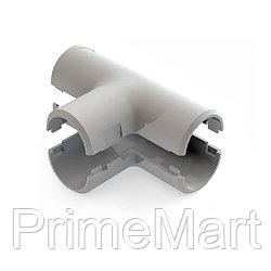 Тройник соединительный для трубы РУВИНИЛ 25 мм