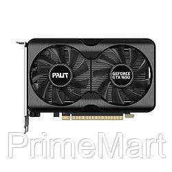 Видеокарта PALIT GTX1650 GP OC DDR6 4G (NE61650S1BG1-1175A)
