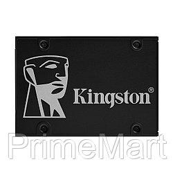 Твердотельный накопитель SSD Kingston SKC600/256G SATA 7мм