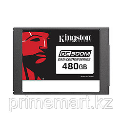 Твердотельный накопитель SSD Kingston SEDC500M/480G SATA 7мм