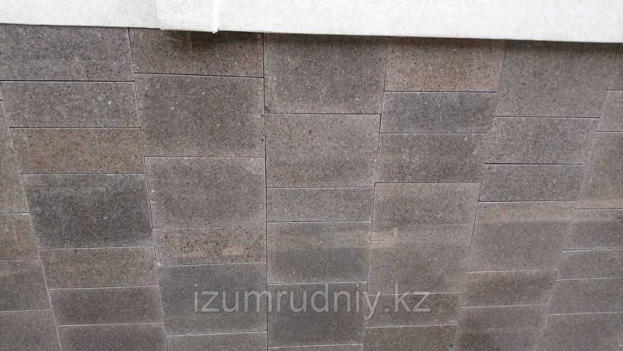 Отделочная  плитка гранитная (15*30)