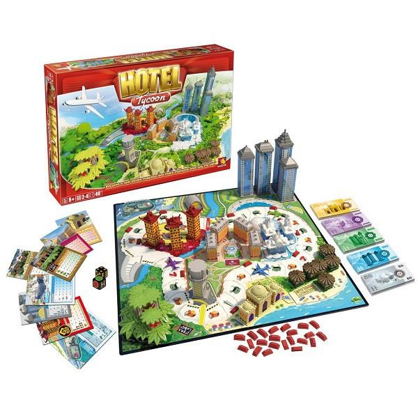Настольная игра Ooba Hotel Тycoon NPD2050