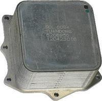 Масляный радиатор 3412285 Cummins SD22 SD23 SD32 NT855-C280/C360