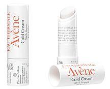 Avene Cold Cream питательный бальзам для чувствительных губ 4 гр