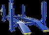 Удлиненный четырехстоечный электрогидравлический подъёмник для сход/развалаMASTER STD-6764