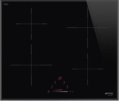 Индукционная варочная панель SMEG SI4642B, черный