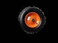 Колесо пневматическое КТ-380-20 (380 мм, d 20 мм, для тачки 110-2)