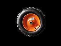 Колесо пневматическое КТ-360-20 (360 мм, d 20 мм, для тачек 65-2, 90-2)