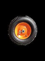 Колесо пневматическое КТ-380-16 (380 мм, d 16мм, для тачек 90-1, 110-1)