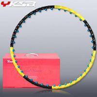 Обруч магнитный для массажа и похудения YKSB Hula Hoop