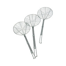 EKSI шумовка проволочная WSK18 (18 см)