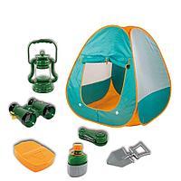 CampSet: Наб-ор для игры в поход 6 предметов с фонариком