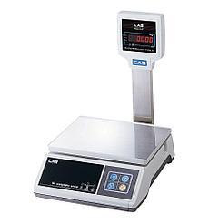 Весы порционные CAS SWII-10P