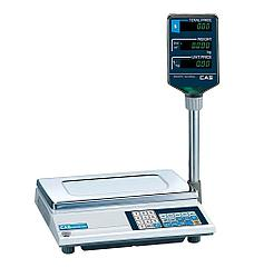 Весы торговые CAS AP-6M