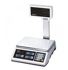 Весы торговые CAS ER JR-15CBU