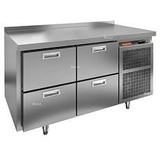 Стол холодильный Hicold GN 22/TN ..-2/+10°С