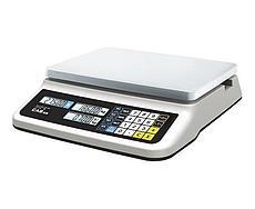 Весы торговые CAS PR-30B LCD, II