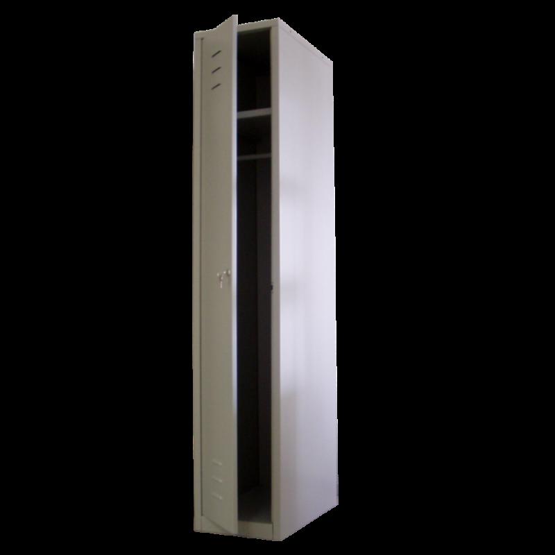Медстальконструкция Шкаф для одежды металлический разборный на винтах  МСК-941.300